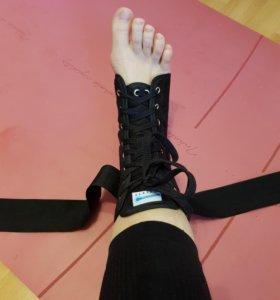 Бондаж для щиколотки крепкий травма