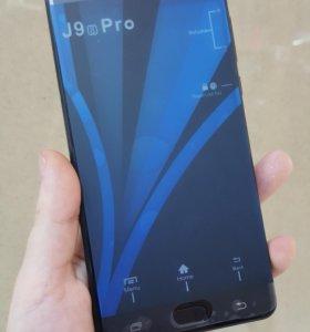 Новый. Samsung galaxy J9 копия.