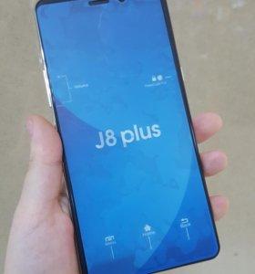 Новый. Samsung galaxy J8plus. Копия.