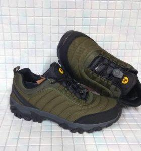 Кроссовки ботинки Merrell хаки 3