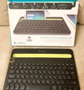 Logitech Multi-Device Keyboard K480 Bluetooth
