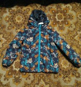 Куртка 116 рост,демисезон