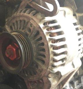 Генератор на двигатель 2nz