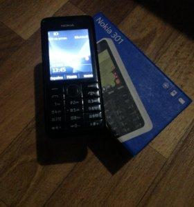 Телефон нокия 301