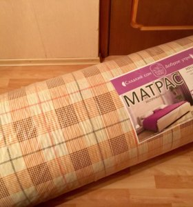 Матрас новый 160х200 см