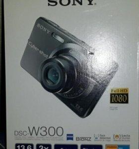 SONY Cyber-shot - DSC-W300