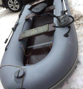 Лодка ПВХ с мотором HDX2.6