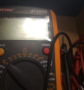 Мультиметр dt9205a