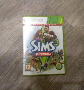 Sims 3 питомцы