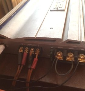 усилитель ALPINE MRV-T505