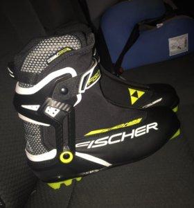 Лыжные ботинки Fischer rc5 Combi.