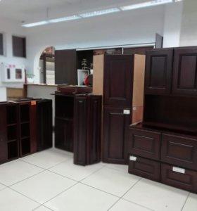Кухонная мебель шкафы, полки ЛИКВИДАЦИЯ