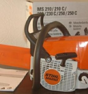 Новая бензопила stihl MS 250-16 super 63рмс55
