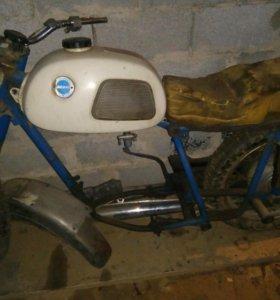 Мотоцикл ИЖ-Ю3