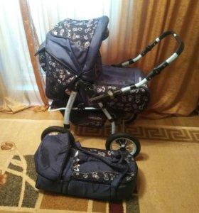 Продам детскую коляску зима лето