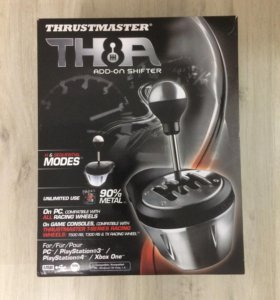 Коробка передач Thrustmaster TH8A