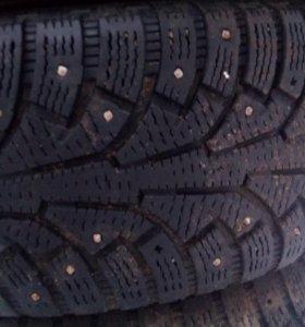 Шипованые шины R18