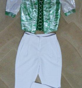 костюм восточной красавицы на Новый год