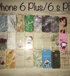 Чехлы на IPhone 6 Plus/6 s Plus