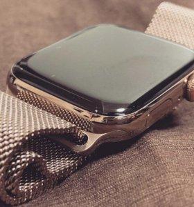 Новые Миланские петли для Apple Watch 42/38 mm