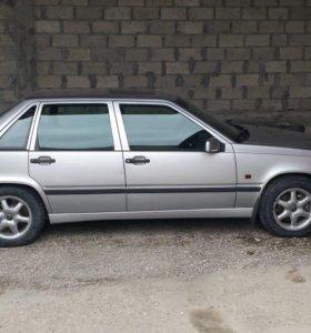 Volvo 850, 1992