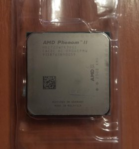 Процессор Amd phenom II (2) X3 720 2.8 ГГц AM3