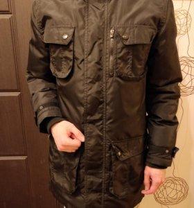 Куртка пуховик springfield