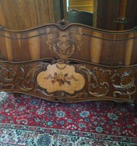Дедесить спальный мебель