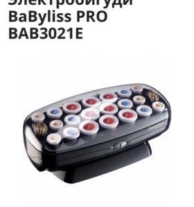Термобигуди BaByliss PRO BAB3021E Ceramic Pulse