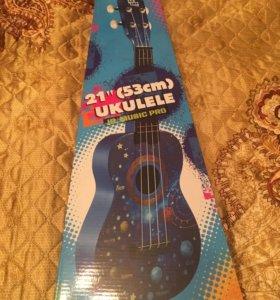 Музыкальная игра, гитара