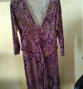 Женское платье etro milano италия