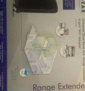 Усилитель WiFi 2.4 и 5 герц