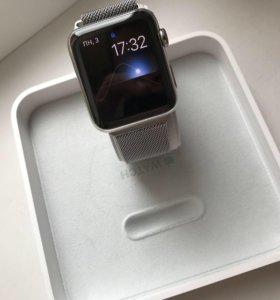 Apple Watch 42 мм Stainless Steel