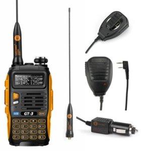 Радиостанция Baofeng GT-3 Mark II Доставка Эксклюз