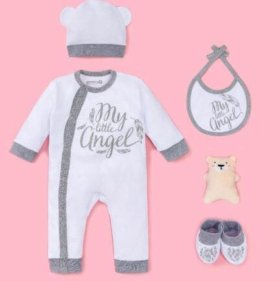 Набор для новорождённого