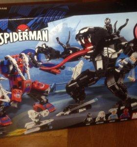 Конструктор Lego Spider-Man 76115