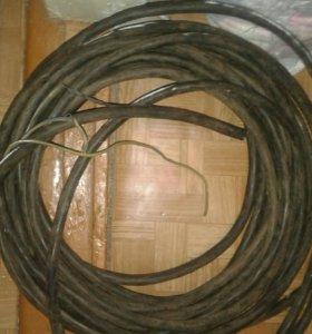 Кабель КГ 3×4+1×2,5 18 метров