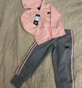 Тёплый костюм Adidas
