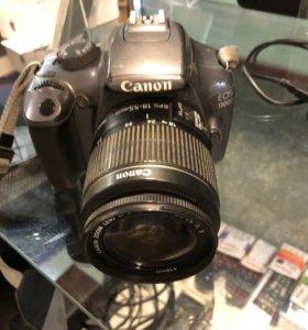 Canon 1100d, отличное состояние