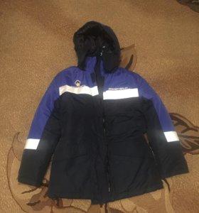 Спец одежда новая  зимняя куртка