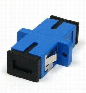 Оптическая розетка SC/PC SM simplex