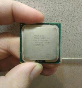 Процессор Intel Core 2 Duo 1,86 GHz + Box-кулер