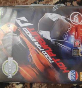 Диск XBOX 360 need for speed