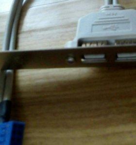 Планка портов USB 2.0