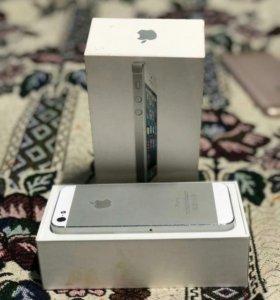 Iphone 5 на 16 gb.