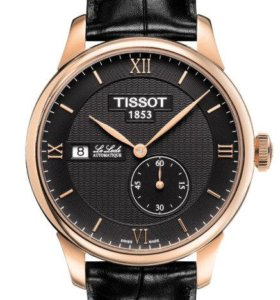 TISSOT Le Locle Auto Small second PVD