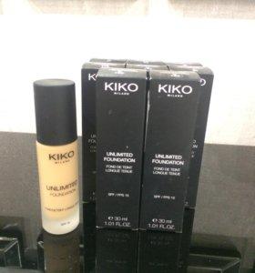 Тональный крем Kiko Milano