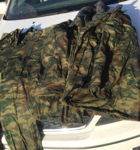 Военный костюм флора