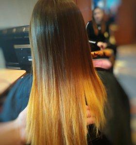 Любая длина!! 😃Полировка волос