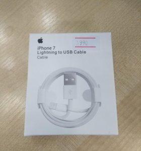Оригинальный USB кабель Айфон